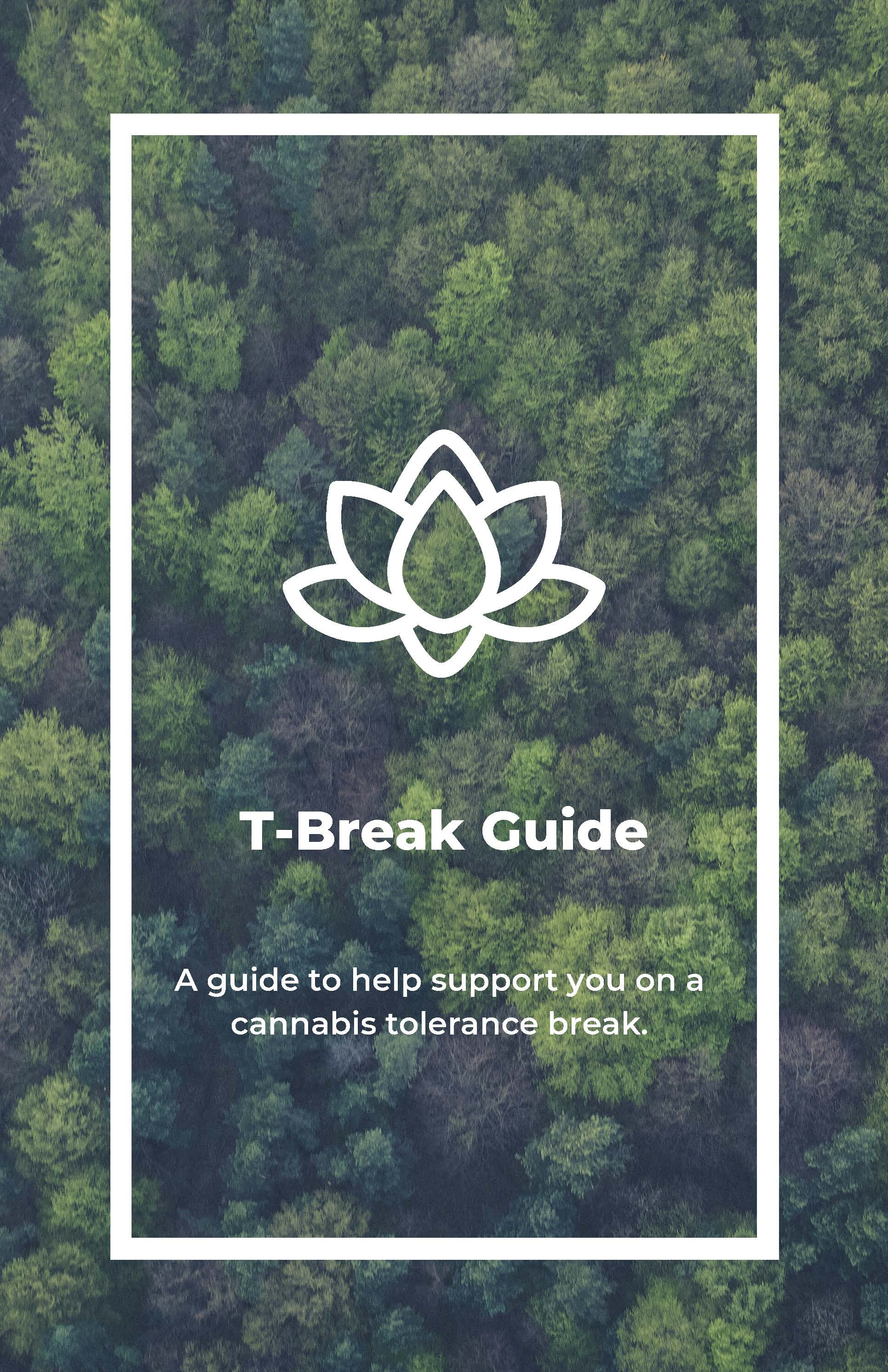 Cover photo of T-Break Guide