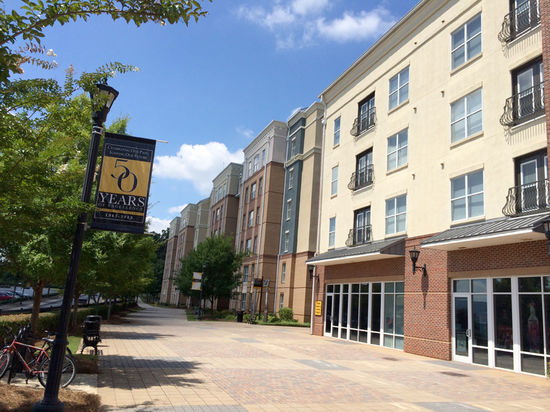 Kennesaw State University Village Building